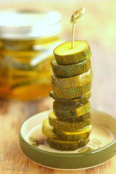 Zesty Zucchini Pickl