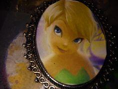 campanilla colgante camafeo by lollypopbolsos on Etsy, €5.00