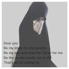 dear future husband islam - photo #4