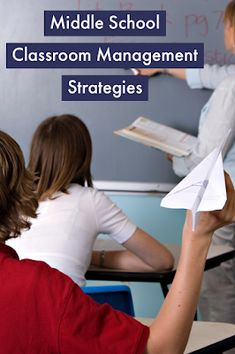 Looking for some new classroom management strategies for middle school? Middle School Classroom, New Classroom, Classroom Community, Special Education Classroom, Classroom Ideas, Middle School Activities, Middle School Reading, Middle School English, New Teachers