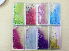 NEW Dynamic Liquid Glitter Colorful Paillette Sand Quicksand Phone Case Cover For Huawei P8 Lite P8lite P8 mini