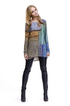 Originálna tunika značky LADY M.  www.avous.sk/novinky Elegant, Casual, Sweaters, Dresses, Fashion, Classy, Vestidos, Moda, Fashion Styles