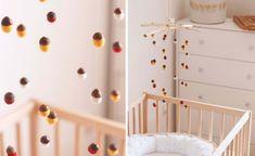 Kolotoč nad postieľku – tvoriť a ľúbiť Baby, Xmas, Baby Humor, Infant, Babies, Babys