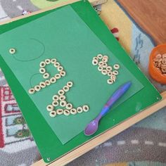 Learning with Cereal O's