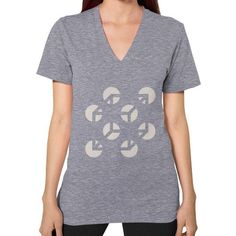 Use Your Illusion V-Neck (on woman)