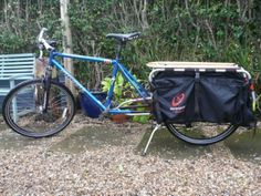 Long Tail Cargo Bikes | Long tail cargo bike - Specialised - Xtracycle