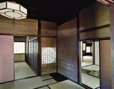 """Jacqueline Hassink Ōbai-in 11, summer,subtemple of Daitoku-ji,Northwest Kyoto,1 June 2009 (10:00–11:00) Chromogenic prints 41 x 51"""", 50 x 63"""", and63 x 79"""" Shared edition of 7"""