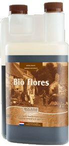 BioCANNA BIO FLORES CANNA BioFlores was developed for the blooming phase of fast-growing plants. BioFlores contains a hops extract, and because of this, it provides many of the necessary minerals in the correct proportions. #canadianwholesalehydroponics