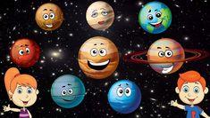 Canción infantil los planetas