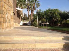 #Renovación de EXTERIORES en Chalet en Villafranqueza. (Vista Final).