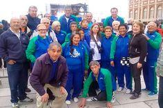 "Adultos mayores participan de los Evita Nacionales en Mar del Plata http://www.ambitosur.com.ar/adultos-mayores-participan-de-los-evita-nacionales-en-mar-del-plata/ El equipo provincial de adultos mayores arribó en la mañana de ayer a la ciudad de Mar del Plata a participar de las finales nacionales de los Juegos Evita. ""Es un logro muy significativo poder llevar a los adultos mayores a competir a nivel nacional"", afirmó la directora provincial de"