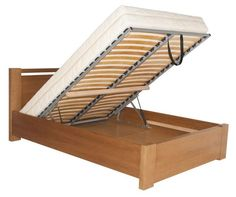 Łóżka drewniane : Łóżko Jamajka