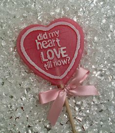 Rock Candy Favours Personalized Sweets Wedding Edible Customizable Sweet Sweetie