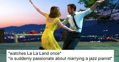 """19 Emotional Tweets That Perfectly Sum Up How You Feel About """"La La Land"""""""