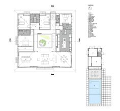 Gallery - Courtyard House / Rethink Studio - 13