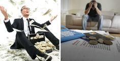 95% van de populatie gelooft dat als ze #financieel #rijk worden, ze per definitie financieel #onafhankelijk worden. Niets is minder waar; iemand die financieel rijk is, is niet per definitie financieel vrij! Ik ken rijke mensen die elke dag ontzettend hard moeten #werken om hun #rijkdom en #levensstijl te kunnen behouden. Dit is geen #vrijheid! Gift Wrapping, Gift Wrapping Paper, Wrapping Gifts, Gift Packaging