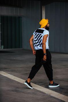 Street looks homme Fashion Week Milan printemps ete 2017 20