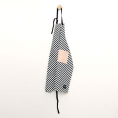Black Stripe Forkle, Ferm Living