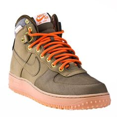 air force duck boots