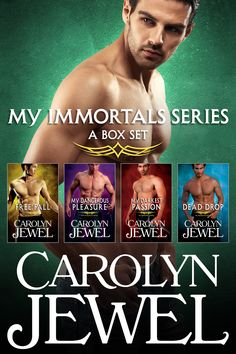 Buy My Immortals Series: A Box Set by Carolyn Jewel and Read this Book on Kobo's Free Apps. Discover Kobo's Vast Collection of Ebooks and Audiobooks Today - Over 4 Million Titles! Books To Read Online, Reading Online, Read Books, Skin Walker, Dead Drop, Kresley Cole, My Immortal, Deal With The Devil, Shadow Warrior