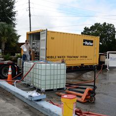 Water Missions International provides Parker Hannifin Water Purification Systems to Flood Ravaged South Carolina Parker Hannifin, Process Control, Water Purification, South Carolina, Hands, Water Filter