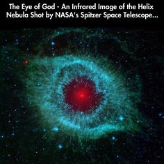 "cool space nebula ""Eye of God"""