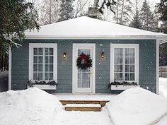 Have a winter wonderland retreat in Lake Placid, NY! #GirlsTrip