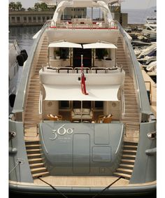 yachts..