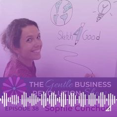 If you think making a change in the world is too overwhelming, on this #GentleBusinessRevolution episode with #SophieConchon we discuss how each one of us individually can make a change. - #bcorp #businessforgood Lead The Way, Business Motivation, Revolution, Thinking Of You, How To Find Out, Purpose, Change, Thinking About You