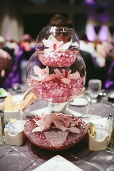 Fun with bubble vases  Hacman Floral