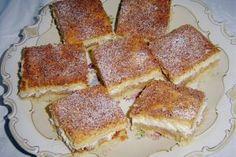 Italienischer Apfelkuchen French Toast, Breakfast, Gramm, Low Carb, Food, German Apple Pancake, Coleslaw Salad, Powdered Sugar, Morning Coffee
