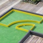 mini golf and putt putt obstacles for all types of miniature golf courses Miniature Golf, Putt Putt, Golf Courses, Layout, Dolphins, Page Layout