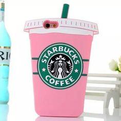 Encontrar Más Fundas para Móvil Información acerca de Brillante rosada taza de café Starbucks Case para iPhone 4 4S 5 5S 5C 6 más, para Samsung Galaxy S4 S5 S6 Note 3 4 A5 A7, alta calidad s4 parrilla, China s4 precio Proveedores, barato s4 móvil de GR8 Deal en Aliexpress.com