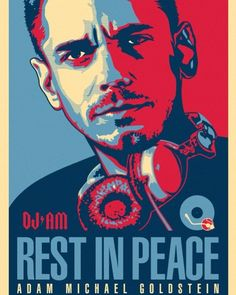"A day late but Rest In Peace Adam ""DJ AM"" Goldstein  3/30/73 - 8/28/09 Truly one of the best to ever touch a pair of turntables New DJ's could learn a lot from his style talent and legacy Travis Barker #DJAM #RIP #TRVSDJAM #restinpeace @travisbarker #travisbarker #fixyourface #dj #djlife #turntable #turntablism @djqbert @djtracktion @djrevolution @djclue @djskee #deejay #picoftheday #photooftheday #instahiphop #adamgoldstein by djgemzstar"