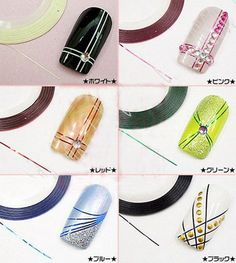 Nail Art Stripping Tape,Nail Art Strip Tape - Buy Nail Art,Nail Decoration,Nail Art Product Product on Alibaba.com