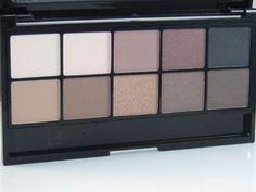 MUA Makeup Academy Nude Eyeshadow Palette