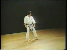 Heian Nidan. Karate Shotokan. With Hirozaku Kanazawa. There are perhaps 100 kata across the various forms of karate, each with many minor variations.