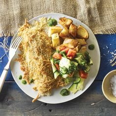 Quick and easy dinner recipes to cook at home. Explore our online cookbook of recipe ideas, with a wide range of tasty meals to choose from. Online Cookbook, Tasty, Yummy Food, Baked Fish, Cook At Home, Fish And Seafood, Quick Meals, Fish Recipes, Easy Dinner Recipes