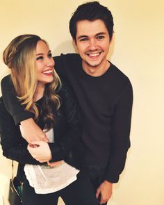 @damianmcginty: Christmas date night