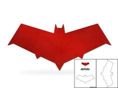 Red Hood Chest Emblem template pic