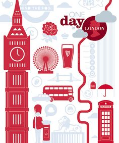 One day in London by FOCADESIGN, via Flickr