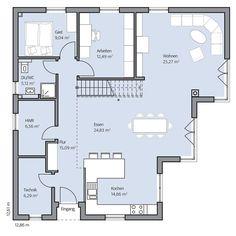 Haus Nelsen – Erdgeschoss