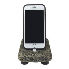 Technology definitely plays a role in accessories that make great gifts and this Rock Dock from Sea Stones is just one of many finds we showcase on our website.