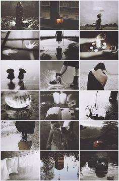 Rain Witch aesthetic for @ilikemultipethingsbutwtvr