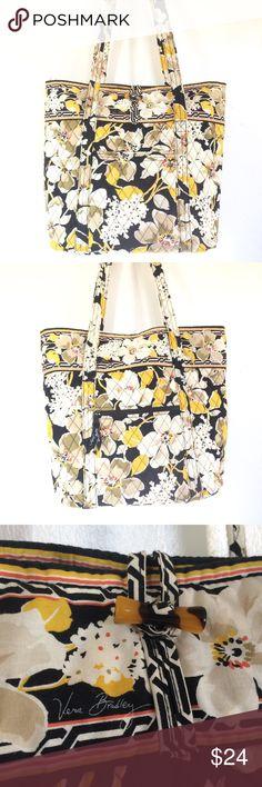 adc8a811e7b9 Vera Bradley Tote Bag Authentic Vera Tote EUC Vera Bradley Bags Totes Vera  Bradley Tote Bags