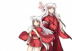 InuYasha and InuSakuya