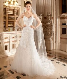 New Elegant White/Ivory Wedding Dress Bridal Gown Custom Size 6 8 10 12 14 16 ++