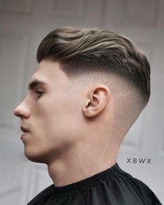 33 Mens Hair Cuts Fresh For Summer 2018 Latest Update mens hair cuts 2018 Cool Hairstyles For Men, Hairstyles Haircuts, Haircuts For Men, Haircut Men, Hair And Beard Styles, Short Hair Styles, Drop Fade Haircut, Summer Haircuts, Faded Hair