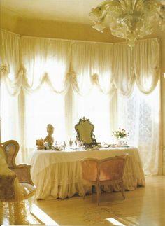 Vintage Vanity Dressing Table | Vintage Chic ♥ Vanity | SHABBY CHIC