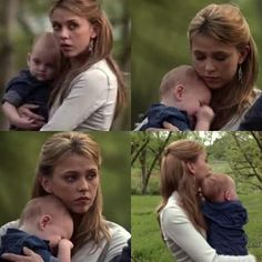 The Originals 2x22 - baby hope rubbing her eyes with those chubby wubby fingers makes me melt in a puddle of adorableness